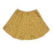 Maed for mini Ochre Ocelot Short Skirt